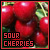Food: Cherries (sour):